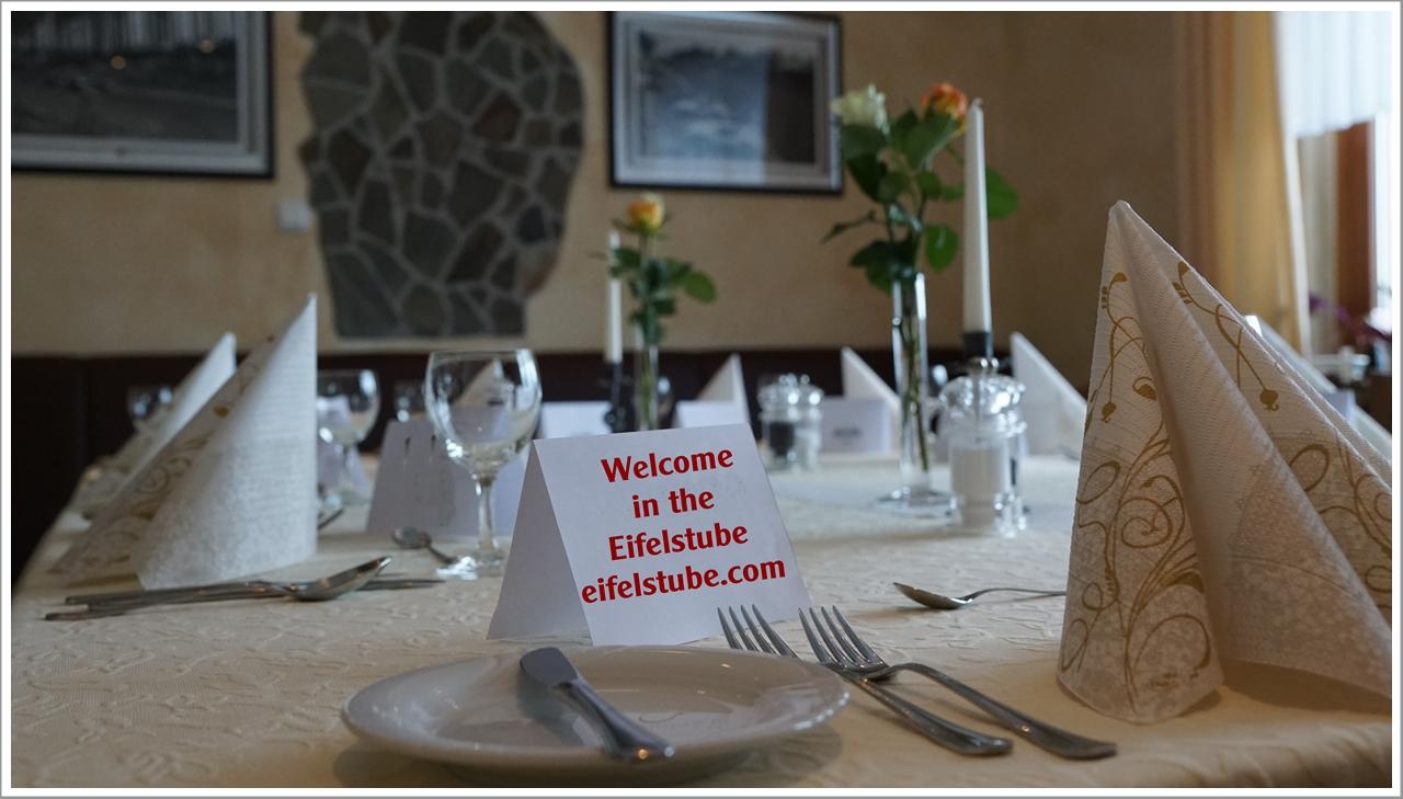 Restaurant suche Adenau Eifel Nürburgring hier in Eifelstube Rodder Familienfest Catering Partyservice Hotel Vegetarische Speisen Vegan