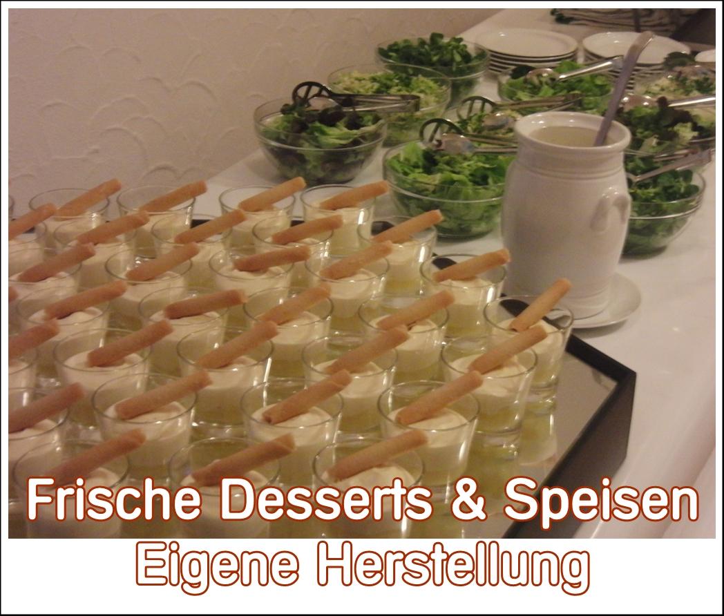 Frische Speisen für ihre Feier zuhause Catering und Partyservice Eifelstube Adenau Nürburgring Ahrtal Kelberg Hillesheim
