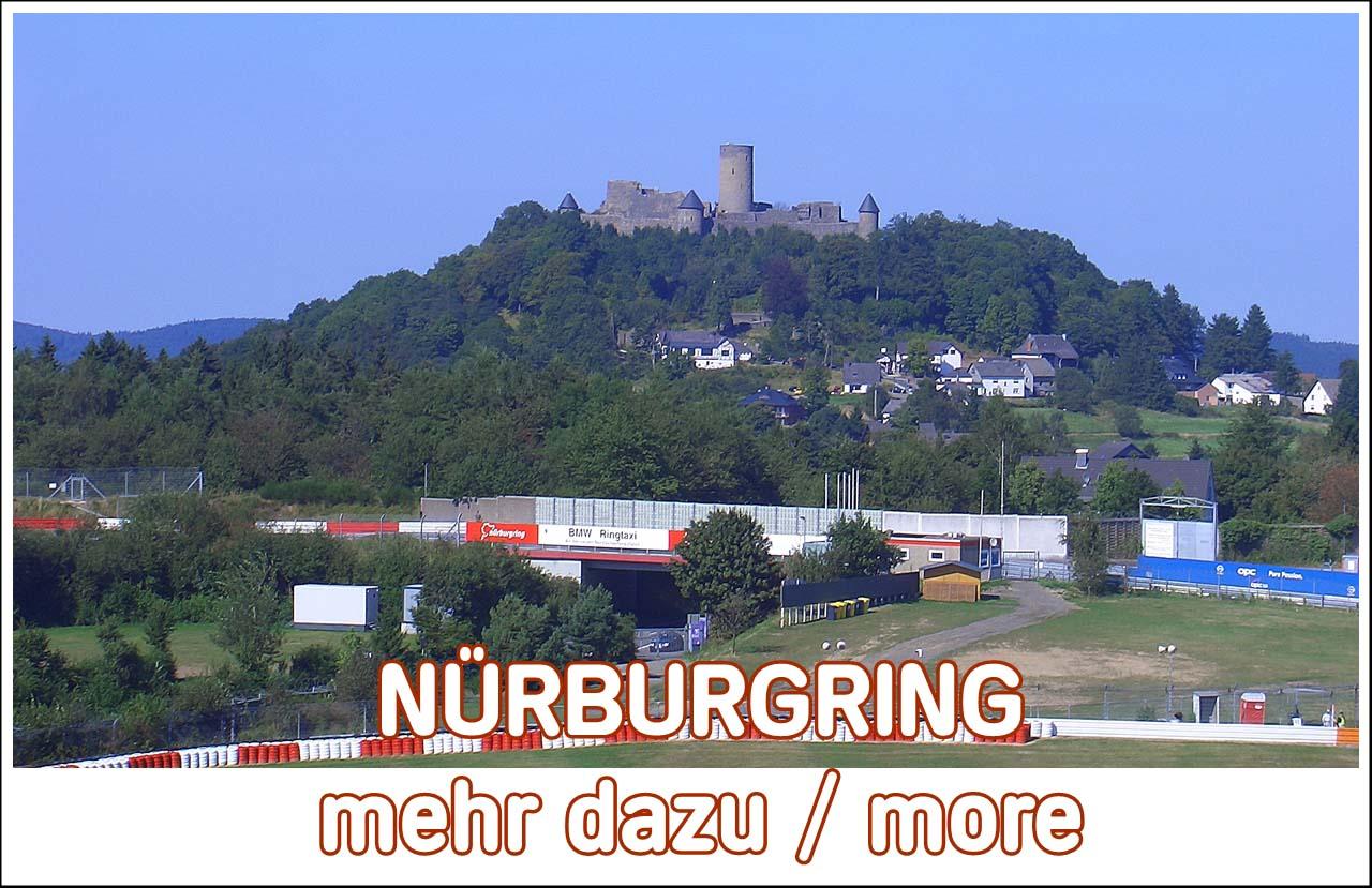 Die direkte Nähe zum Nürburgring und zur Autobahn A1 . Hotel bei Adenau in Rodder Eifelstube