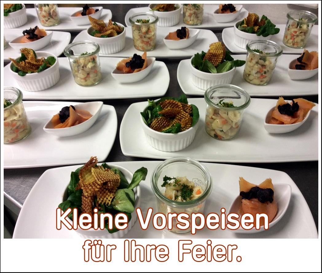Eifel Partyservice mit hausgemachten frischen Speisen, geliefert durch Eifelstube Partyservice 53520 Rodder bei 53518 Adenau Nürburgring