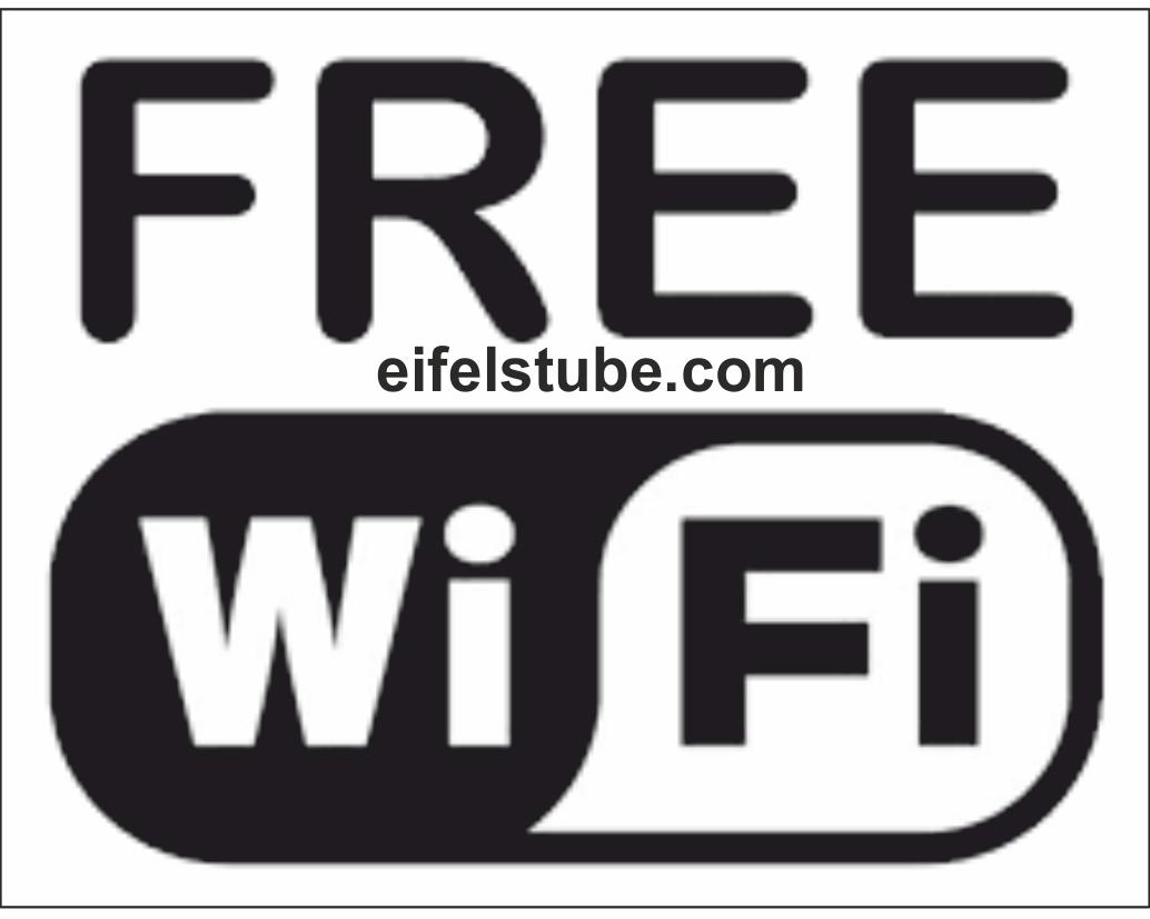 Internet Wlan kostelos Hotel Nuerburgring Eifel in Adenau Rodder Wifi free